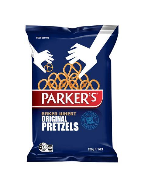 Parkers Pretzels Twists 200g