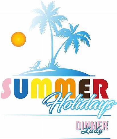 Summer Dinner Clipart Holidays Transparent Logos Lady