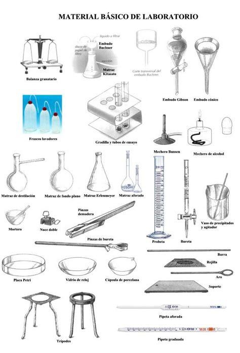 instrumentos de laboratorio laboratorio de ciencias