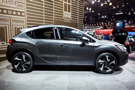 DS Automobiles Brings Compact Luxury to Frankfurt with ...