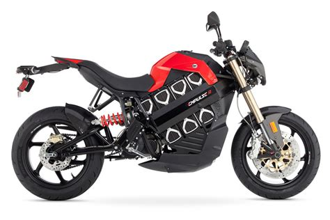 The Brammo Empulse Electric Motorcycle