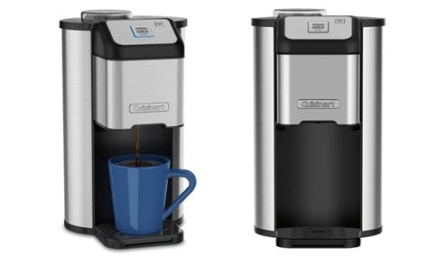 Cuisinart Single-cup Coffeemaker Coffee Icon Houston Tx No Facebook Comments Percolator With Timer Home Depot 15 Litre Mug That Keeps Hot
