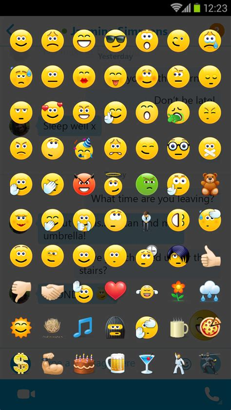 emoji update for android express yourself new updates for skype on android iphone