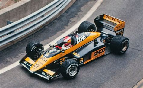 17 jun 1960 place of birth. 1987 Minardi M187 - Motori Moderni (Adrian Campos) | 1987 Formuła 1 | Pinterest | Cars, F1 ...