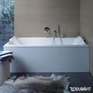 Abdeckung Für Badewanne : duravit starck rechteck badewanne einbauversion oder wannenverkleidung badezimmer ~ Frokenaadalensverden.com Haus und Dekorationen