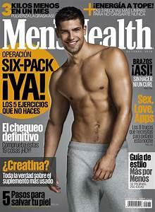 Miroslav Cech Covers Men's Health Spain October 2016 Issue