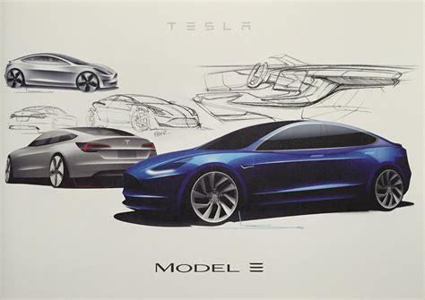 Tesla Model 3 Wallpaper