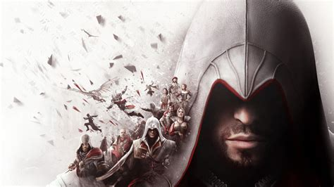 assassins creed  ezio collection wallpapers hd