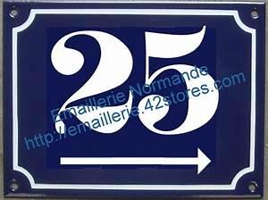 Plaque Numero De Rue : plaque maill e 2 num ros de rue gothique 15x20cm avec ~ Melissatoandfro.com Idées de Décoration