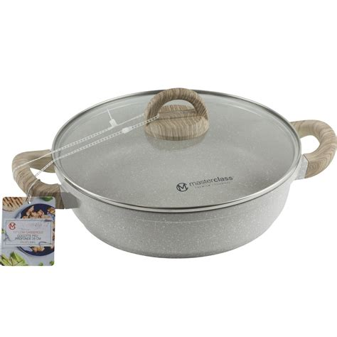 masterclass premium cookware collection   casserole