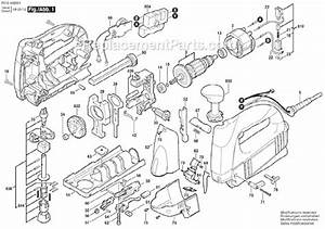 Skil 4680 Parts List And Diagram