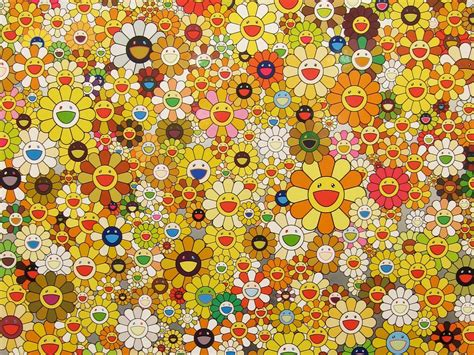Browse our listings to find jobs in germany for expats, including jobs for english speakers or those in your native language. Takashi Murakami Flower Wallpapers - Top Free Takashi Murakami Flower Backgrounds - WallpaperAccess