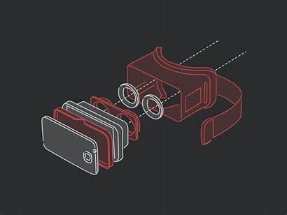 Vr Illustration Headset Reality Wearable Virtual Last