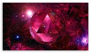 Pink Space Nebula 4K HD Desktop Wallpaper for 4K Ultra HD TV