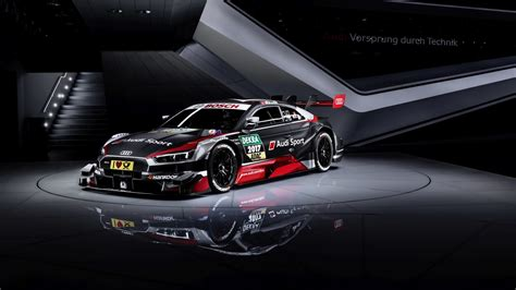 2018 Audi Rs 5 Coupe Dtm Wallpaper