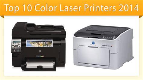 best laser color printer top 10 color laser printers 2014 best laser printer