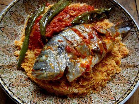 recettes de couscous et poisson