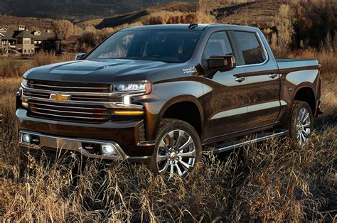 2019 Chevrolet Silverado 1500 Reviews And Rating