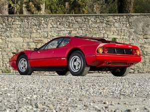 Ferrari 512 Bb Red Sporty Italian Cars