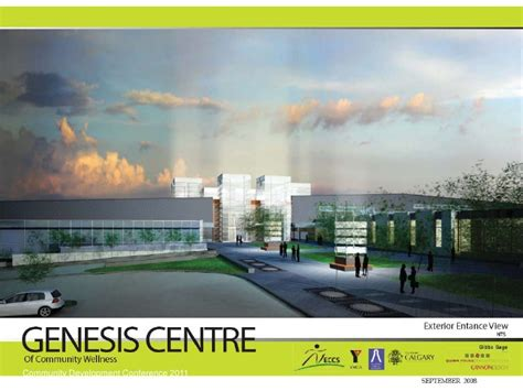 Genesis Wellness Centre Presentation