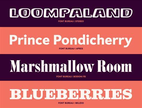 font bureau fonts the typekit fonts from type for typekit