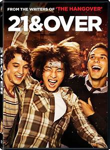21 and Over DVD Release Date June 18, 2013