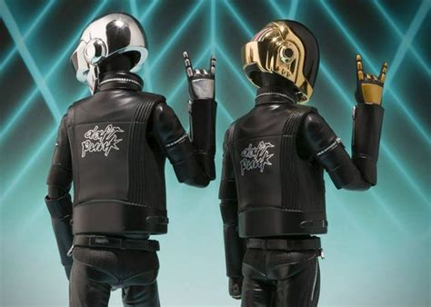 Daft Punk Action Figures | HiConsumption | Daft punk, Daft ...