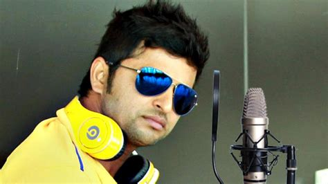 suresh raina   indian professional cricketer hd wallpaper