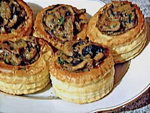 Pilz Rezepte Vegetarisch : pilz pastetchen rezepte ~ Lizthompson.info Haus und Dekorationen