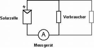 Parallelschaltung Strom Berechnen : grundversuche zur photovoltaik ~ Themetempest.com Abrechnung