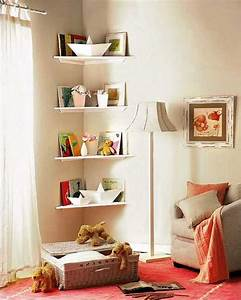 Simple, Diy, Corner, Book, Shelves, Adding, Storage, Spaces, To, Small, Kids, Rooms