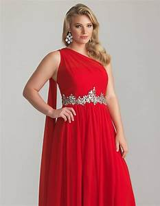 red plus size bridesmaid dresses with one shoulder ipunya With red wedding dresses plus size