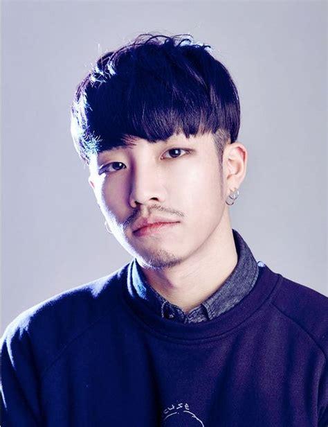 two block bow cut men s hair style kpop hair korean