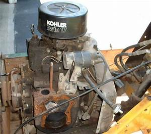 Ih Cub Cadet Forum  Wrong Color 782  And  Converting An
