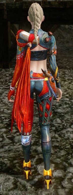 archeage fashion dark tear shadowplay disciple costume