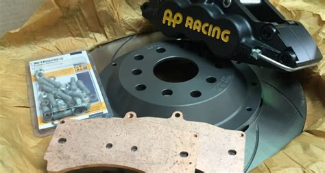 Ap Racing Brake Upgrade Kits 2006 Toyota Highlander Brake Problems Deore Xt Disc Review Wagner Hose Cross Reference Bmw 325i Brakes Squeaking Harley Davidson Sportster Light Stays On Tundra Pad Thickness Formula Pit Bike Hayes Hfx 9 Replacement