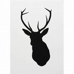 stags head - oh deer web.jpg (1000×1000) | Artful Images ...