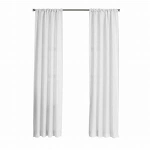 Lichtenberg white no 918 millennial ryan heathered for Sheer curtains texture