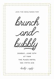 Housewarming Party Invitations Template Free Brunch Bubbly Free Brunch Lunch Invitation Template