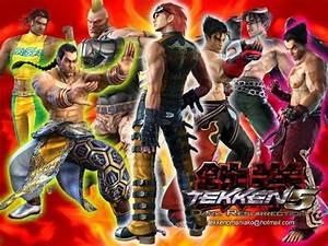 Tekken 5: Dark Resurrection - TFG Review / Art Gallery