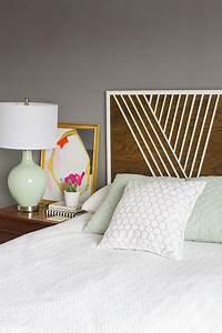 Fabriquer Une Tête De Lit : fabriquer une t te de lit originale en bois ~ Dode.kayakingforconservation.com Idées de Décoration