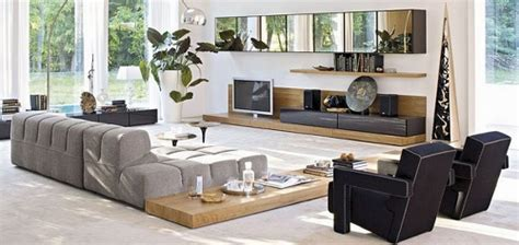 Big Style For Big Living Rooms