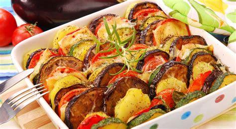 cuisiner aubergines recettes avec courgettes et aubergines
