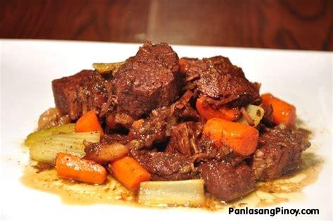 braised beef braised beef recipe