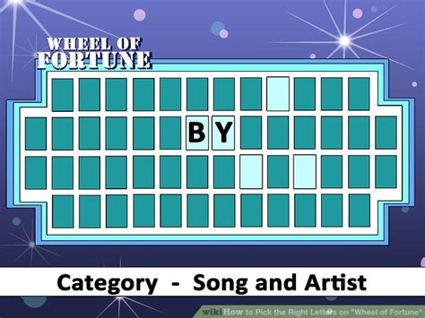 fortune pick letters wheel right