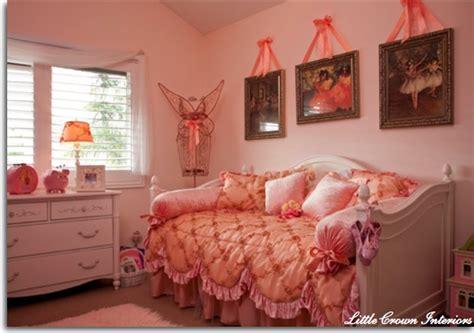 Little Girl's Bedroom Ideas