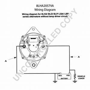 Delco Remy 24v Alternator Wiring