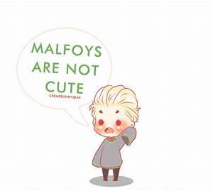 Not cute! by Cr... Drarry Cute