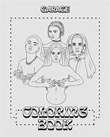 Garage Coloring Vice Introducing Weekly sketch template