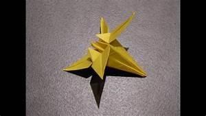 Origami Fleur Coeur D étoile : tuto origami fleur de lys lys flower youtube ~ Melissatoandfro.com Idées de Décoration